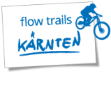 Flow Trails Kärnten - herausragende Mountainbike-Regionen