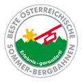 Beste Österreichische Sommer-Bergbahnen - DIE nationale Qualitätsauszeichnung