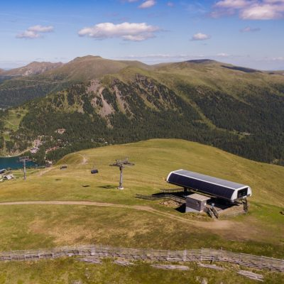 Die Turracher Höhe - sanfte Nockberge-Almwiesen, interessante Gipfel und drei Bergseen