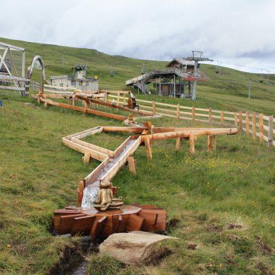 Spiel & Spaß für Kids, direkt neben der Bergstation