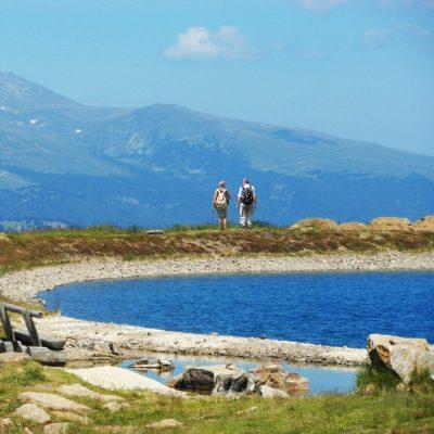 Genusswandern mit Ausgangspunkt Klippitz-See