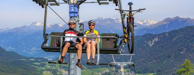 Wandern & Biken sind die beiden zentralen Attraktionen in der beschaulichen Bergwelt oberhalb des Weissensees. Die Weissensee 4-er Sesselbahn bringt die Gäste und auch ihre Bikes vom See hinauf, Richtung Naggler Nock. Ab Bergstation begin…