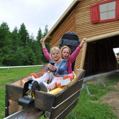 Katschi's Goldfahrt - die ErlebnisRodelBahn auf der Katschberghöhe