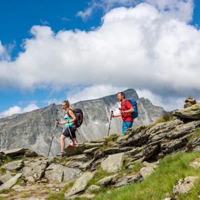 Am Mölltaler Gletscher - Wandern in prächtiger hochalpiner Natur