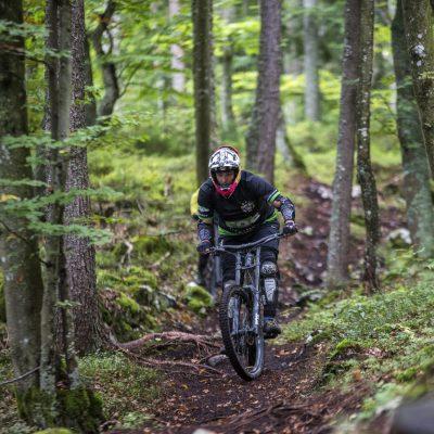 Abwechslungsreich biken - auf Natur-Singletrails