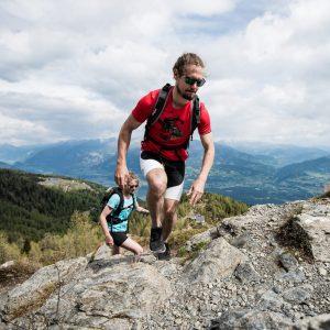 Perfekte Trailrunning-Möglichkeiten bietet das Goldeck