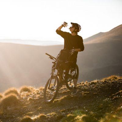 Biken ist Naturgenuss - in Bad Kleinkirchheim