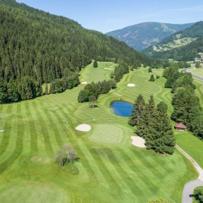 Der 18-Loch Golfplatz von Bad Kleinkirchheim - Kärntens höchstgelegenes Golfparadies