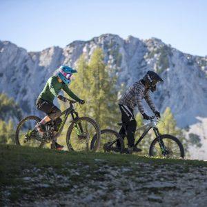 Petzen - Kärntens Bike-Berg an der Grenze zu Slowenien