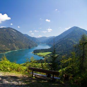 Weissensee - Prachtblicke auf den malerischen See