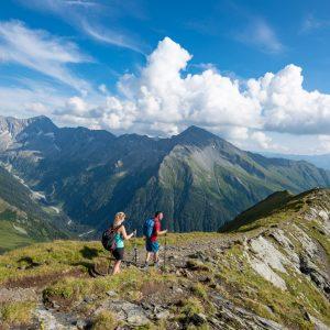 Ein herrliches hochalpines Wandergebiet wartet am Ankogel | Foto: Hochgebirgsbahnen Ankogel/F. Gerdl