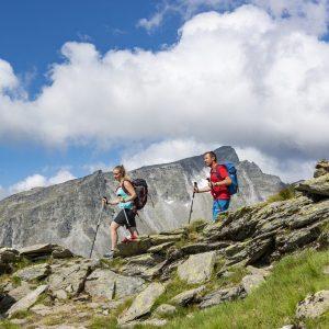 Hochalpine Wander-Vielfalt wartet am Ankogel | Foto: Hochgebirgsbahnen Ankogel/F. Gerdl