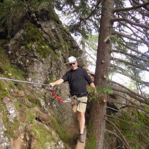 Der Erlebnisklettergarten - eines der Highlights am Klippitztörl | Foto: Bergbahnen Klippitztörl