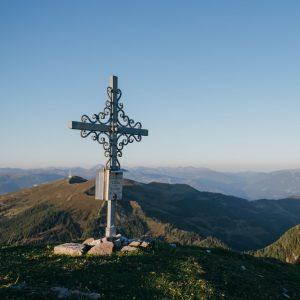Der Eckwand-Gipfel - der höchste Punkt der Goldeck-5-Gipfel-Tour | Foto: Goldeck Bergbahnen/Sam Strauss