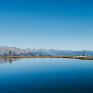 Prächtiges See-Panorama oben am Goldeck | Foto: Goldeck Bergbahnen/Sam Strauss