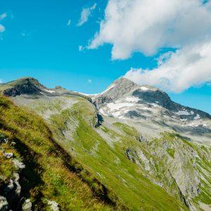 Blick auf den Ankogel (3.252 m)