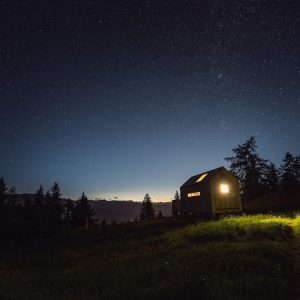 Goldeck - das Biwak Himmel | Cielo