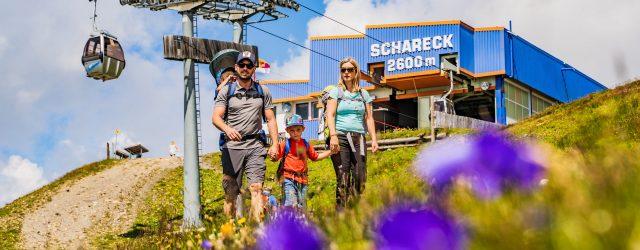 Imposant ist die Bergwelt rund um Heiligenblut am Großglockner, den Blick auf Österreichs höchsten Berg inklusive. Besonders bequem und einladend geht es mit zwei Seilbahnen direkt zu hochalpinen Natur- & Blickerlebnissen. Gipfelkribbeln,…
