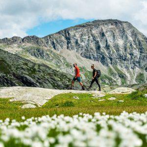 Wandern mit Weitblick am Mölltaler Gletscher
