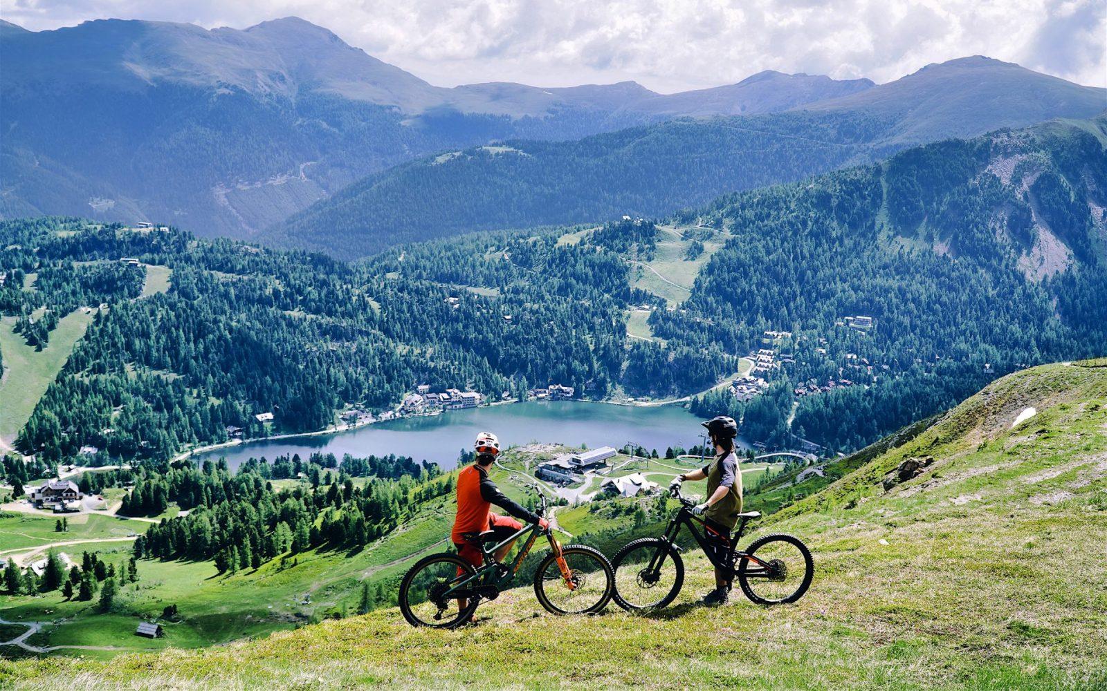 Bike Area Turracher Höhe - das Bike-Angebot für die ganze Familie