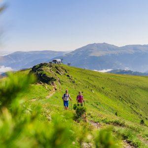 Die Turracher Höhe - das Wanderparadies in den Nockbergen